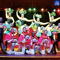 Paradisus Varadero Night Show