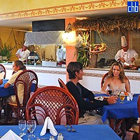Restaurant At The Sol Pelicano Hotel