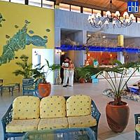 Hotel Sol Pelícano, Vestíbulo