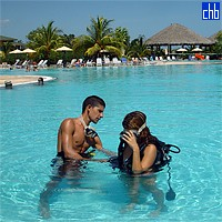 Scuba Diving At The Playa Costa Verde Hotel