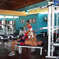 Hotel Playa Pesquero Gym Room