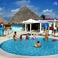 Mini Clube do Hotel Playa Pesquero