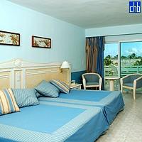 Chambre Hôtel Sol Cayo Coco