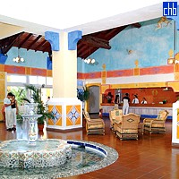 Hotel Cayo Guillermo Lobby