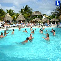 Cayo Guillermo Pool