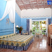 Double Room At Hotel Sol Cayo Guillermo