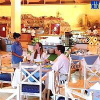 Готель Сол Кайо Ларго ресторан