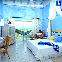 Double Room At The Cayo Largo Hotel