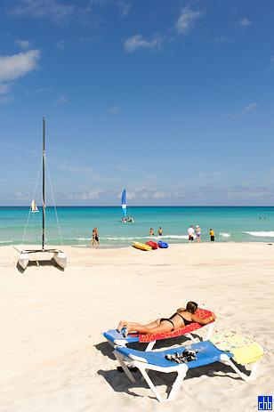 Hotel Tuxpan plaża