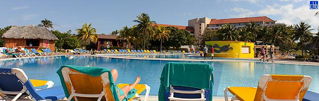 Hotel Tuxpan basen