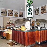 Vedado Hotel bufet restauracja
