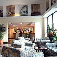 Lobby at Vedado Hotel