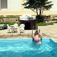 Hotel Victoria basen