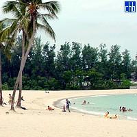 Playa en el Hotel Islazul Bacuranao