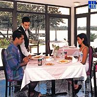 Restaurant de l'Hôtel Bacuranao