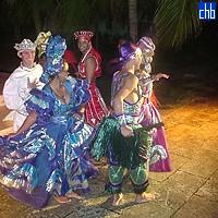 Show At Islazul  Bacuranao
