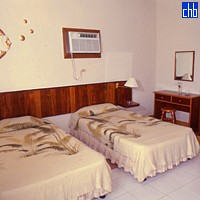 Twin Room At Islazul Bacuranao