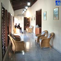 Hol w Villa Cabo san Antonio