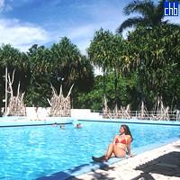 Islazul El Bosque Pool