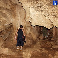 Cueva de la Virgen Guajimico