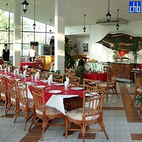 Restaurante de Villa Guajimico