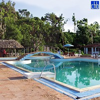 Piscina de Villa Guajimico