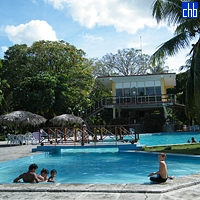Hotel Villa La Lupe Swimming Pool & Bar