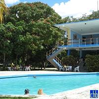 Villa La Lupe piscina