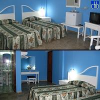 Habitacion doble a Hotel La Lupe