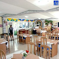 Restoran hotela Villa Islazul la Mar