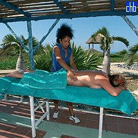 Massage At Villa Lindamar