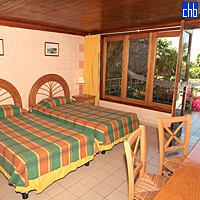 Twin Room At Gran Caribe Lindamar