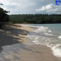 Plaža Maguana, Baracoa, Kuba