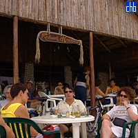 Restaurant At Villa Maria La Gorda