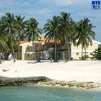 Maria La Gorda Villas on the Beach