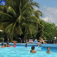 Piscina Mayabe Cuba