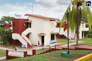 Bungalows of Villa Rancho Hatuey, Sancti Spiritus, Cuba