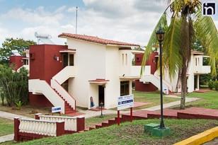 Pavillons de la villa Rancho Hatuey, Sancti Spiritus