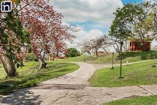 Roads inside Villa Rancho Hatuey, Sancti Spiritus, Cuba