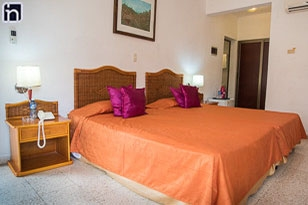 Standard Room of Villa Rancho Hatuey, Sancti Spiritus, Cuba