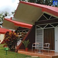 Kolibe u Villa Horizontes Soroa