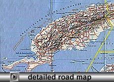 Pinar del Rio Map