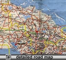 Villa Clara Map